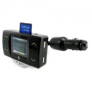 1.5 Inch LCD Screen Car MP3 player FM Transmitter